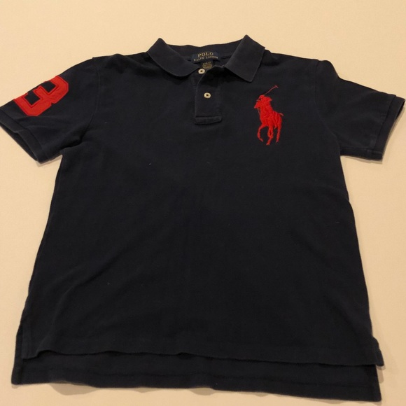 fa723cee079 Polo by Ralph Lauren - Polo Ralph Lauren Big pony polo shirt Sz M(10-12)  from Christina s closet on Poshmark